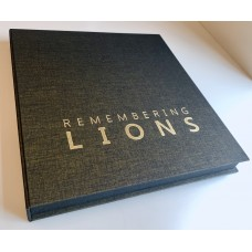 Remembering Lions - Limited Edition