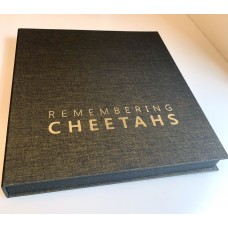 Remembering Cheetahs - Limited Edition